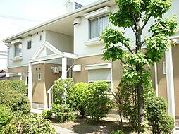 大阪府吹田市岸部南3丁目の賃貸アパートの外観