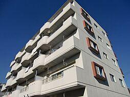 藤マンション[1階]の外観