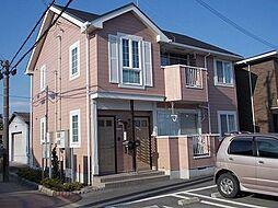 兵庫県姫路市継の賃貸アパートの外観