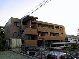 兵庫県川西市東多田2丁目の賃貸マンションの外観