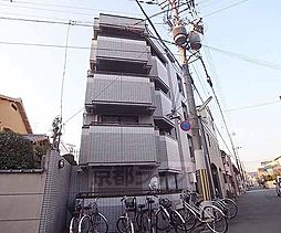 京都府京都市左京区田中古川町の賃貸マンションの外観