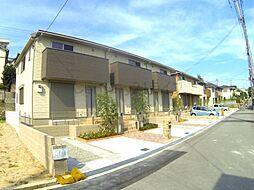 [テラスハウス] 兵庫県宝塚市桜ガ丘 の賃貸【/】の外観