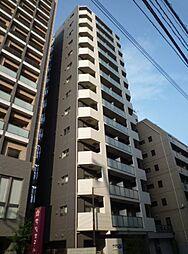 レジディア蒲田III[4階]の外観