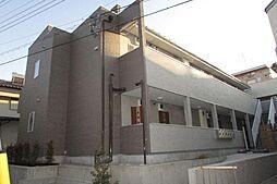 KURASHI−EST MIYAMA[2階]の外観