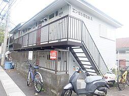 エンゼル西生田A棟[2階]の外観