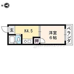 京都市営烏丸線 くいな橋駅 徒歩8分
