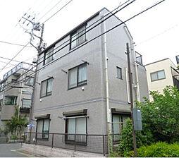 東京都新宿区百人町3丁目の賃貸マンションの外観