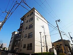 白川台農住 E棟[4階]の外観