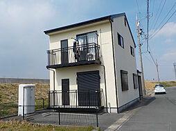 静岡県浜松市南区大柳町の賃貸アパートの外観