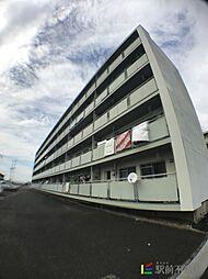 ビレッジハウス甘木4号棟[1階]の外観
