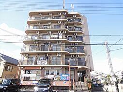 ハートフル藤井寺[3階]の外観