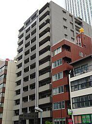 ファミールグラン銀座4丁目オーセンティア[6階]の外観