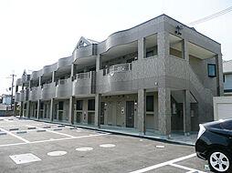 パロ・アルトB[2階]の外観