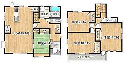 LDK、各居室広々