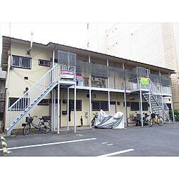 第二篠崎荘[102号室]の外観