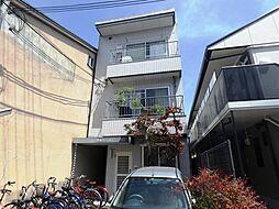 築山マンション[3-B号室]の外観