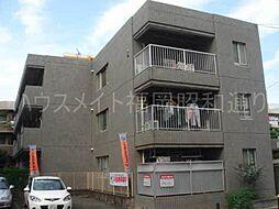 MKSマンション[3階]の外観