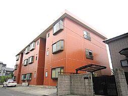 埼玉県川口市柳崎4丁目の賃貸マンションの外観