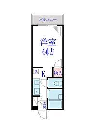 千葉寺駅 2.5万円