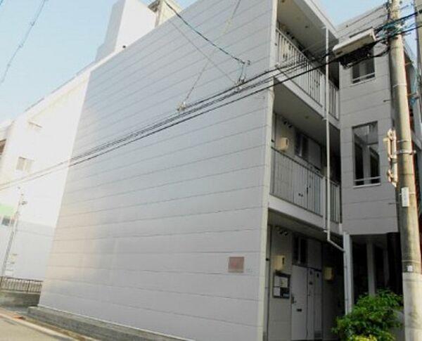レオパレス本川M 2階の賃貸【広島県 / 広島市中区】