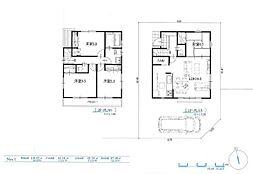 1号地建物参考プラン例