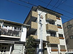 京都府京都市下京区中堂寺庄ノ内町の賃貸マンションの外観