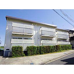 奈良県大和郡山市新木町の賃貸アパートの外観