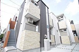 愛知県名古屋市南区駈上2丁目の賃貸アパートの外観