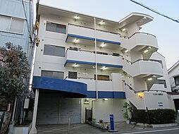 シャトー帝塚山[3階]の外観