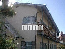 小澤第一アパート[2階]の外観