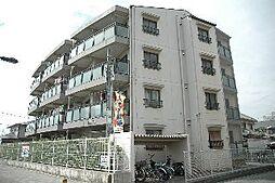 大阪府茨木市鮎川1丁目の賃貸マンションの外観