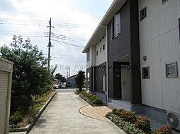 カーサドマーニB棟[2階]の外観