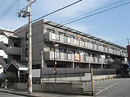 大阪府大阪市東淀川区南江口2丁目の賃貸マンションの外観