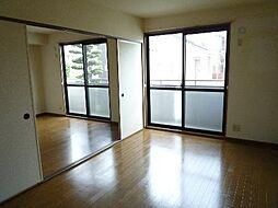 コスモタウン A棟[2階]の外観