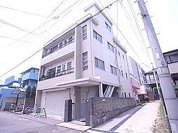 兵庫県神戸市灘区中郷町4丁目の賃貸アパートの外観