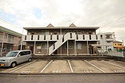 愛知県名古屋市中川区伏屋1丁目の賃貸アパートの外観