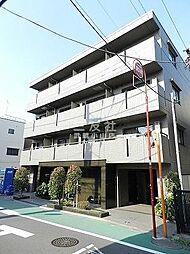 ルーブル武蔵小山弐番館[2階]の外観