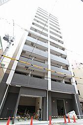 レジュールアッシュ南堀江[7階]の外観