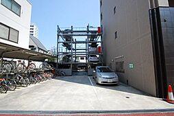 リバパレス M−stage Aoi[8階]の外観