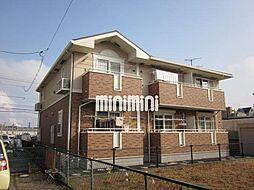 岡山県岡山市南区福富西1の賃貸アパートの外観
