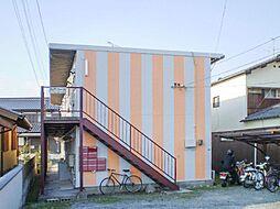 八戸コーポ[202号室]の外観