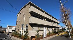 オ・ソレイユABIKO[2階]の外観