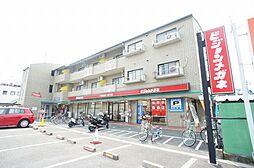 長岡中央第一ビル[302号室]の外観