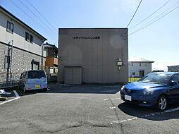 愛知県あま市坂牧西之宮の賃貸アパートの外観