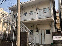 アパルクス横浜[2F号室]の外観