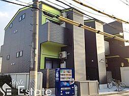 愛知県名古屋市南区立脇町1丁目の賃貸アパートの外観