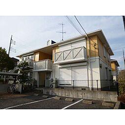 松ケ丘中央ハイツC棟[201号室]の外観