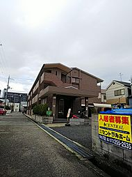 大阪府松原市天美我堂2丁目の賃貸マンションの外観