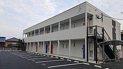 ラ・ビューテラスB[1階]の外観
