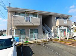 兵庫県姫路市田寺8丁目の賃貸アパートの外観